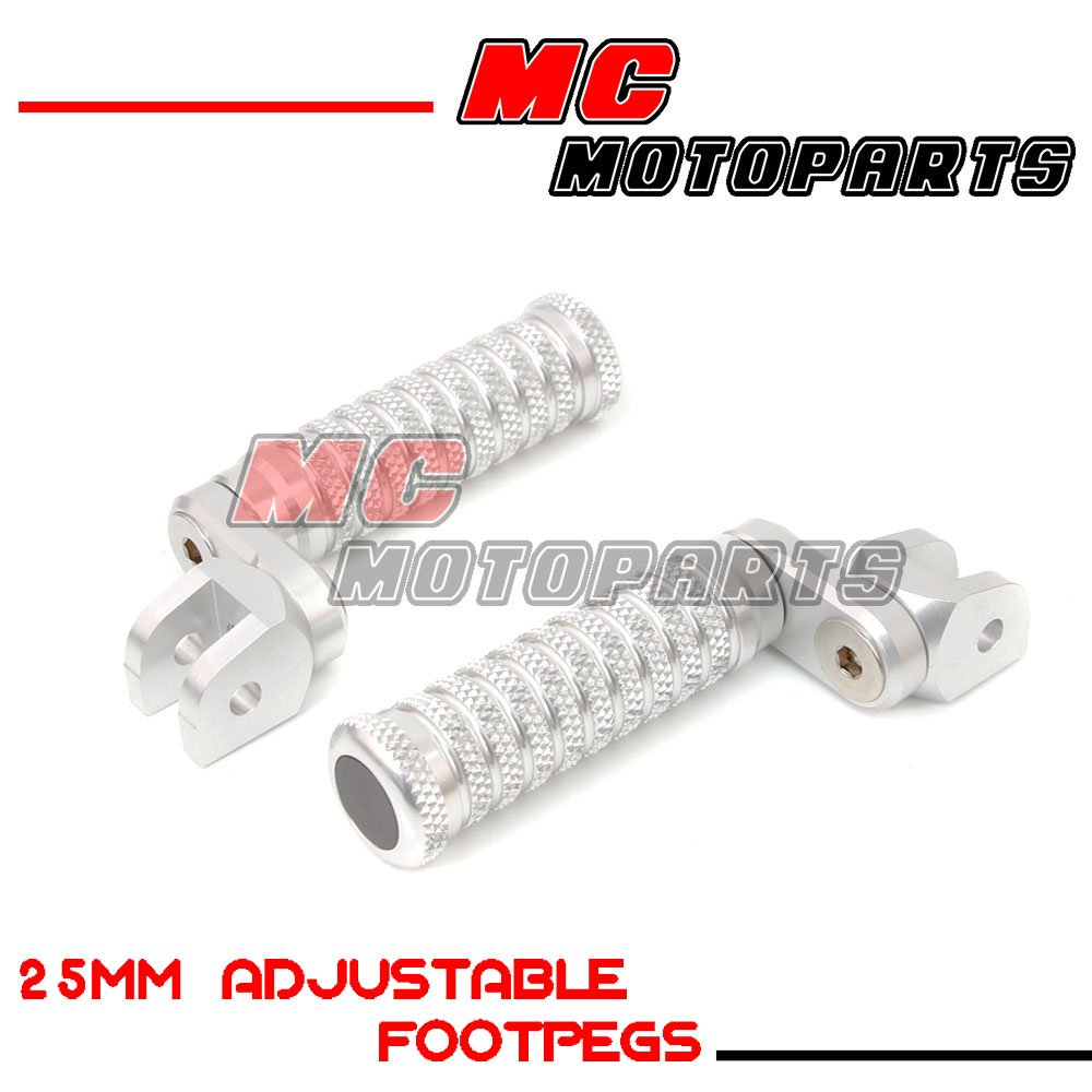SI-Front-Rear-25mm-CNC-Foot-Pegs-Set-For-MV-Agusta-750-Brutale-07-08-09